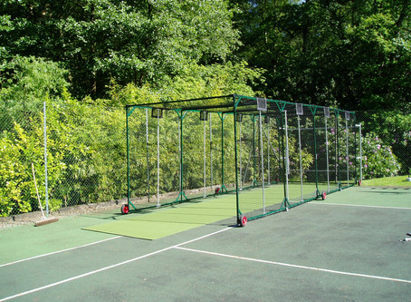 Cricket on your Tennis Court?