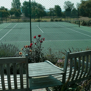 Why Grimshaw Tennis Courts