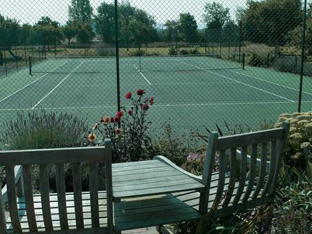 Why Grimshaw Tennis Courts