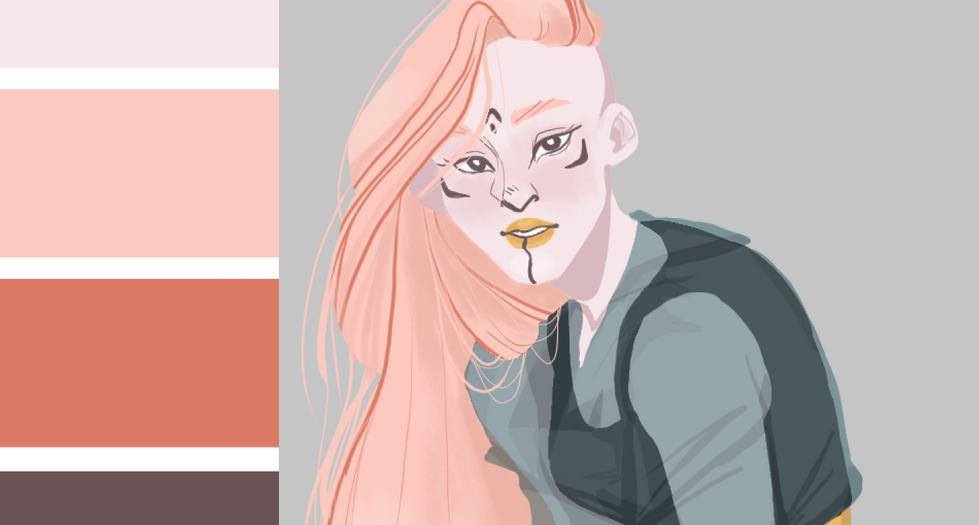 Color Palette Challenge - Netta