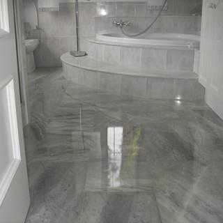 Marble floor restoration Costa Blanca | www.Floor-restore.es