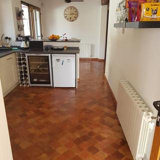 Terracotta Floor Restoration | www.floor-restore.es