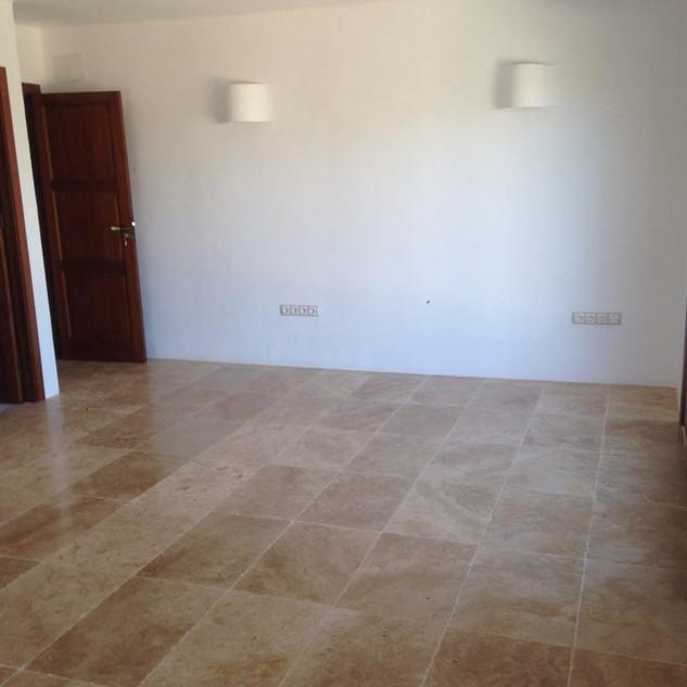 Tosca & Natural Stone Floor Restoration | www.floor-restore.es