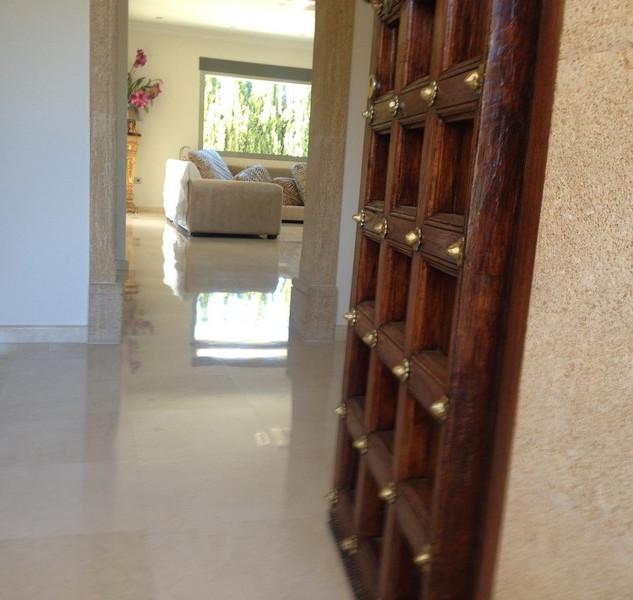 Marble floor restoration Costa Blanca   www.Floor-restore.es