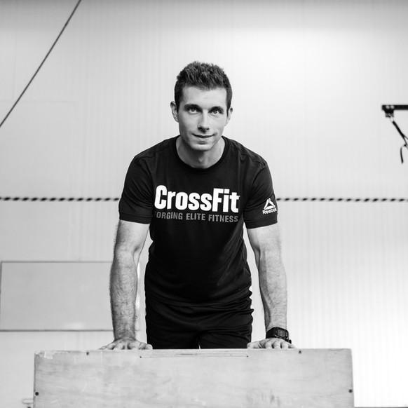 CrossFit Portrait