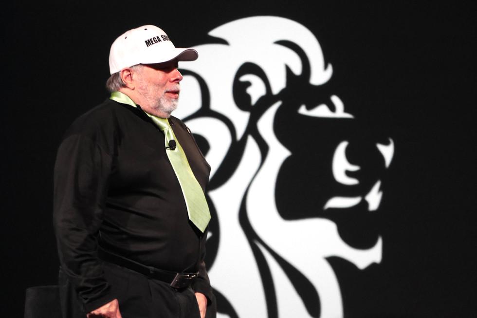 """""""Woz"""" Steve Wozniak"""