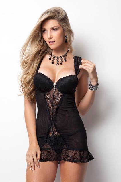 Suie Lingerie - Camisola Sexy