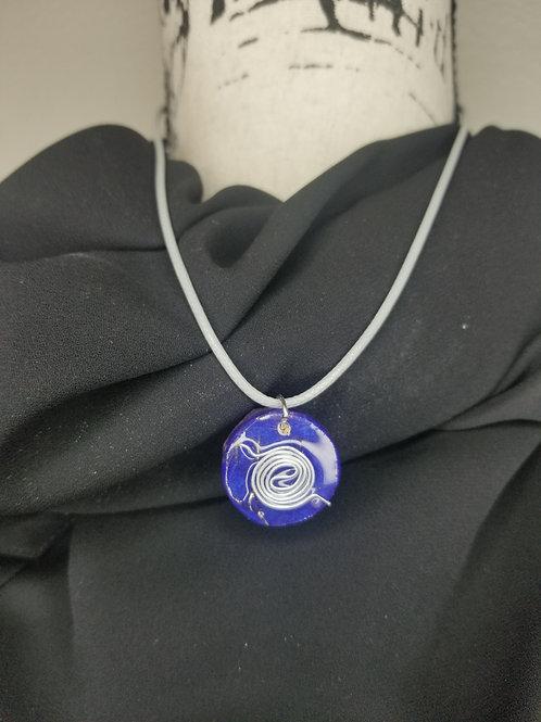 Organite necklace