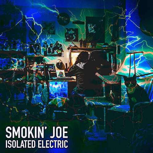 Isolated Electric - Vinyl Pre-Order