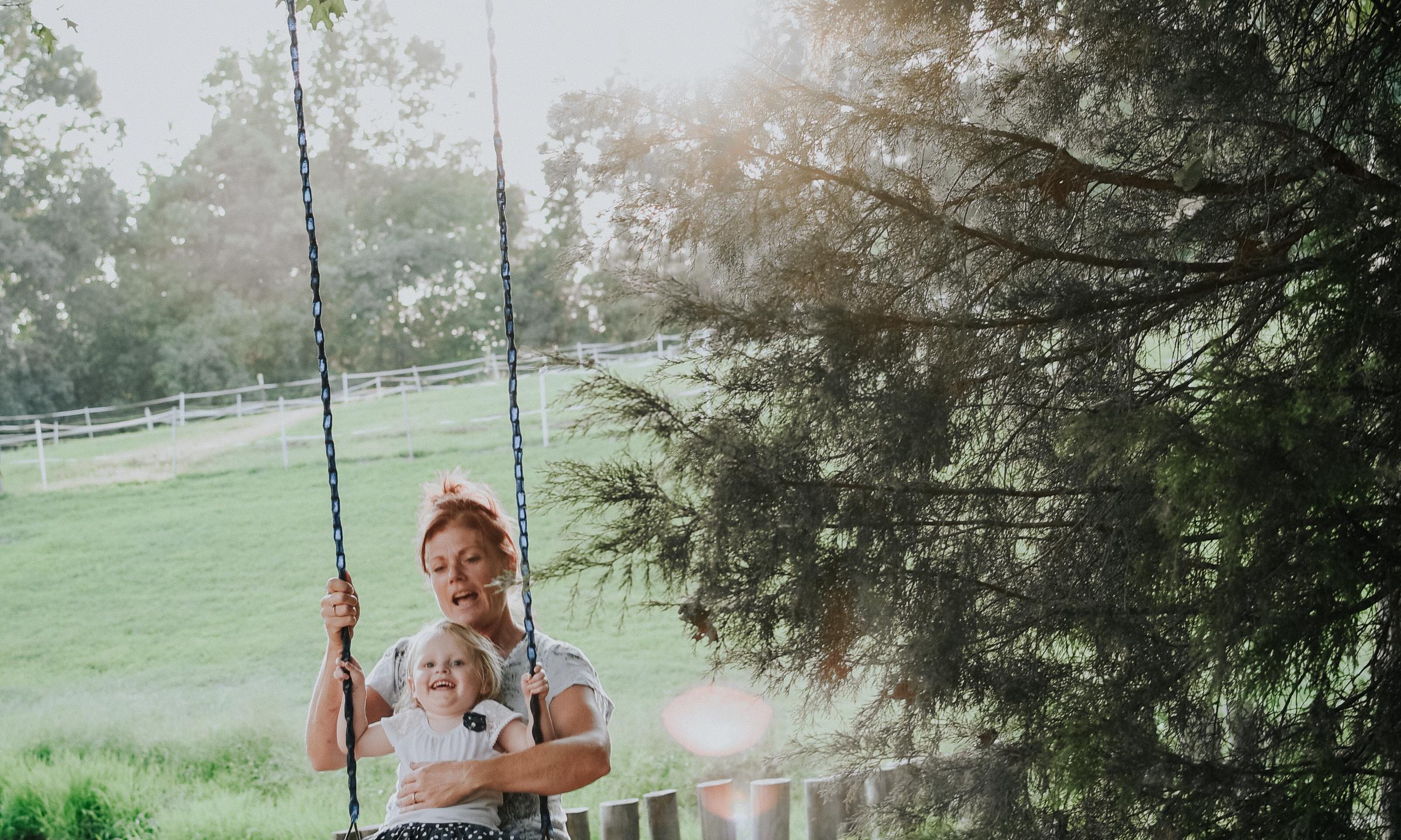 Swinging with Grammy