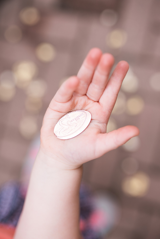 flat penny