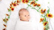 Mary | Newborn Session