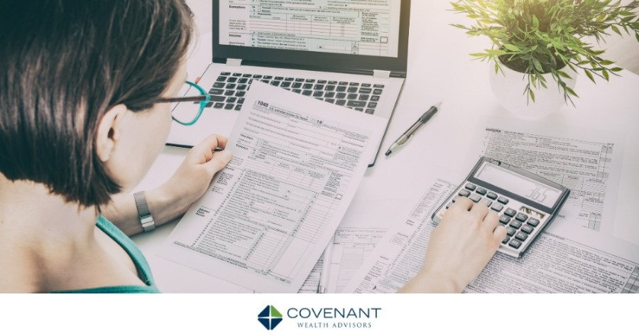 4 reasons your financial advisor should do tax planning