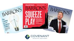 Barron's Magazine Quotes Mark Fonville
