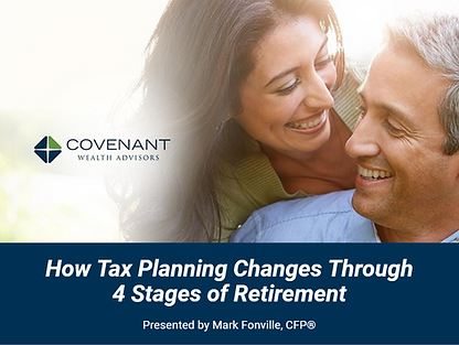 Free Retirement Class Onlin: How Tax Planning Changes Through Retirement.PNG