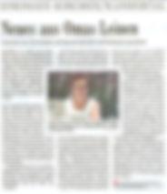 Badische Zeitung Jessica Dörr nähwerk