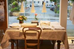 Leinen Tischwäsche