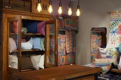 Farben Leinenbettwäsche
