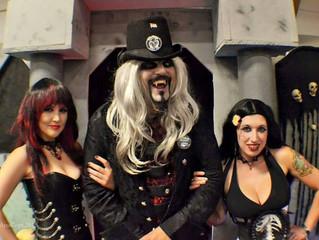 Deadgar's Dark Coffin Classics Rocks it at the Metal Grill with Night of the Living Dead Rocksta
