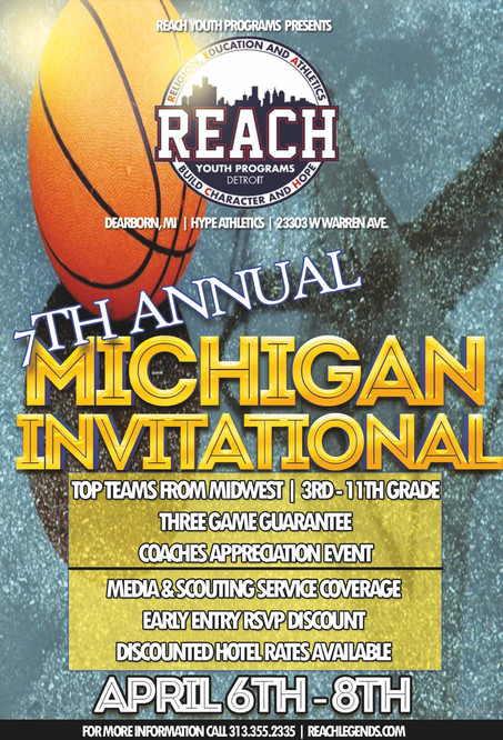 2018 Michigan Invitational - Registration deadline approaching...