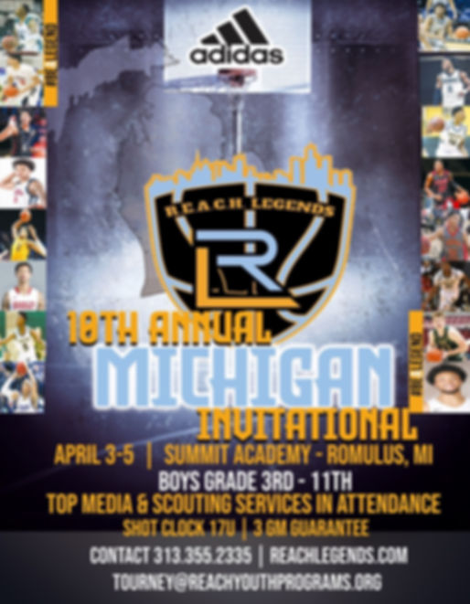 2020 Michigan Invitational