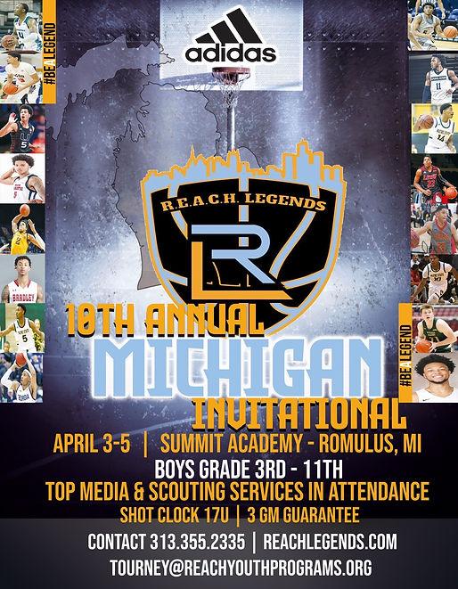 2020 Michigan Invitational