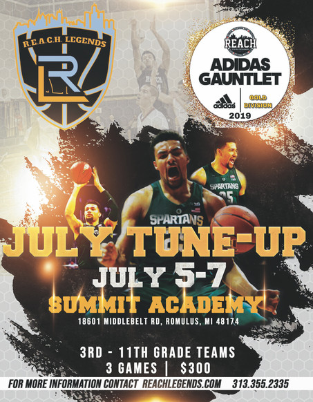 July TuneUp ~ July 6th-7th Registration