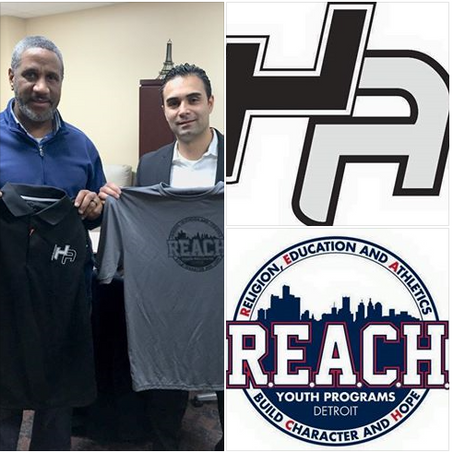 REACH & Hype Athletics Complete Merger