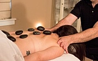 hot stone massae therapy belisama bodyworks spa in saratoga springs