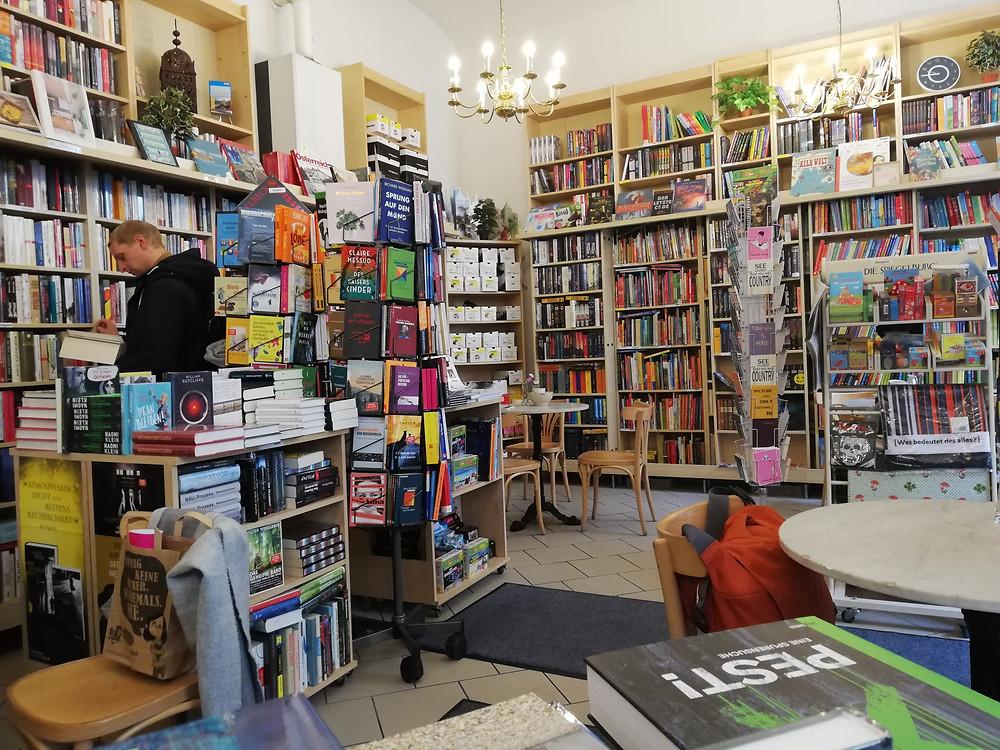 Lhotzkys Literaturbuffet