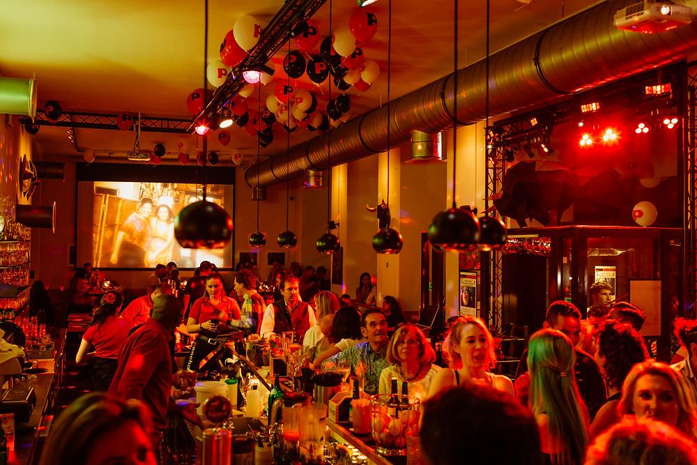 Party im pancho Wien, 1020
