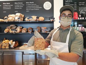 "Christina Ostermayer / Bäckerei Café Felzl: ""Man beißt rein, und freut sich, dass man sich etwas Gut"