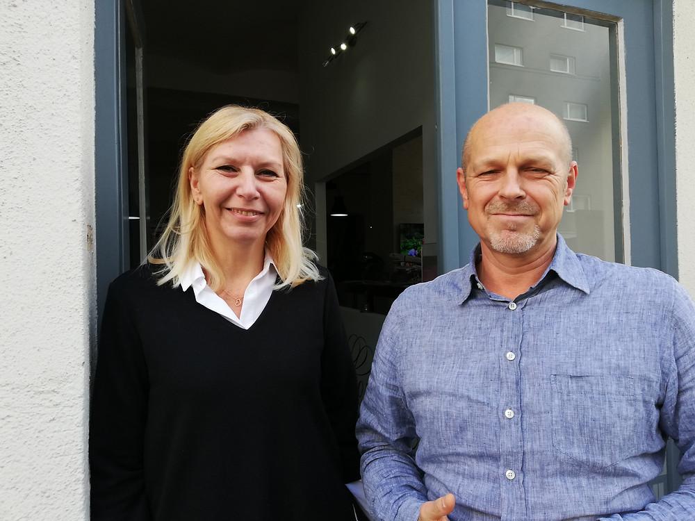 Silvia und Richard Senft, Enjoy Reisen, 1020
