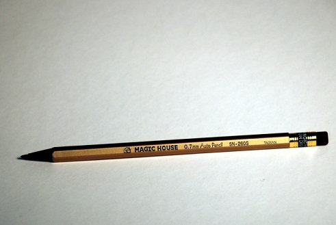 Auto-feed Magical Pencil - Gold