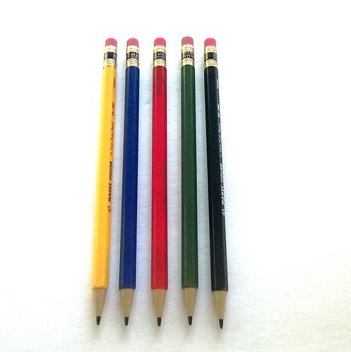 1 pack -- 5 pencils