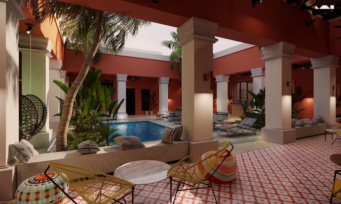 República Hostels Santa Marta