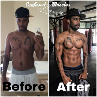 Safaree - 6 Week Transformation