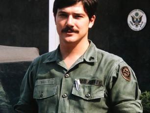 Stephen Ernest Waage, Vietnam Vet
