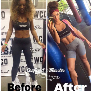 Jena Frumes - 3 Month Transformation