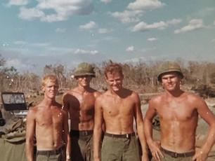 Neal Madsen, Vietnam veteran