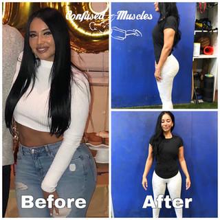 5 Month Transformation