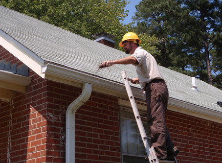 Gutter Cleaning Service in Wellington