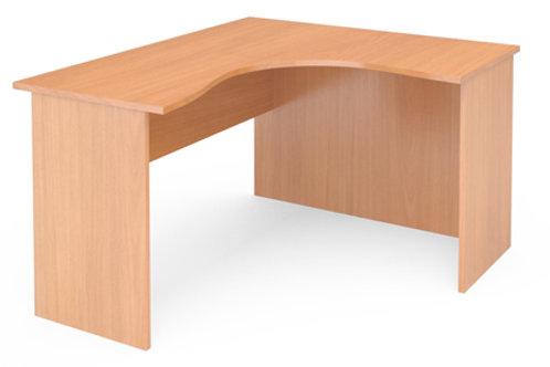 Стол криволинейный компактный А-204.60 Прав (140Х120Х76)