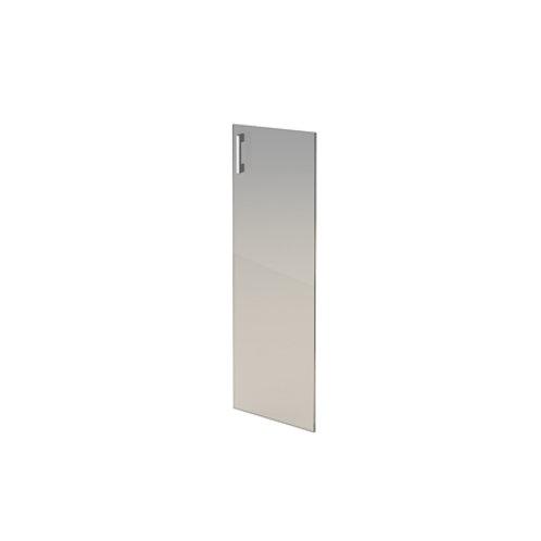 Дверь стеклянная А-стл321 тон.(71х112)