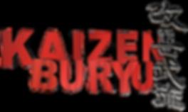 Kaizen Bu Ryu og Kanji Logo