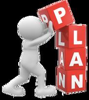 Figure bygger plan