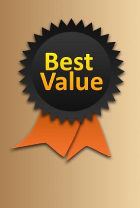 Best value ribbon