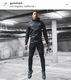 Alex Wilright x GymShark