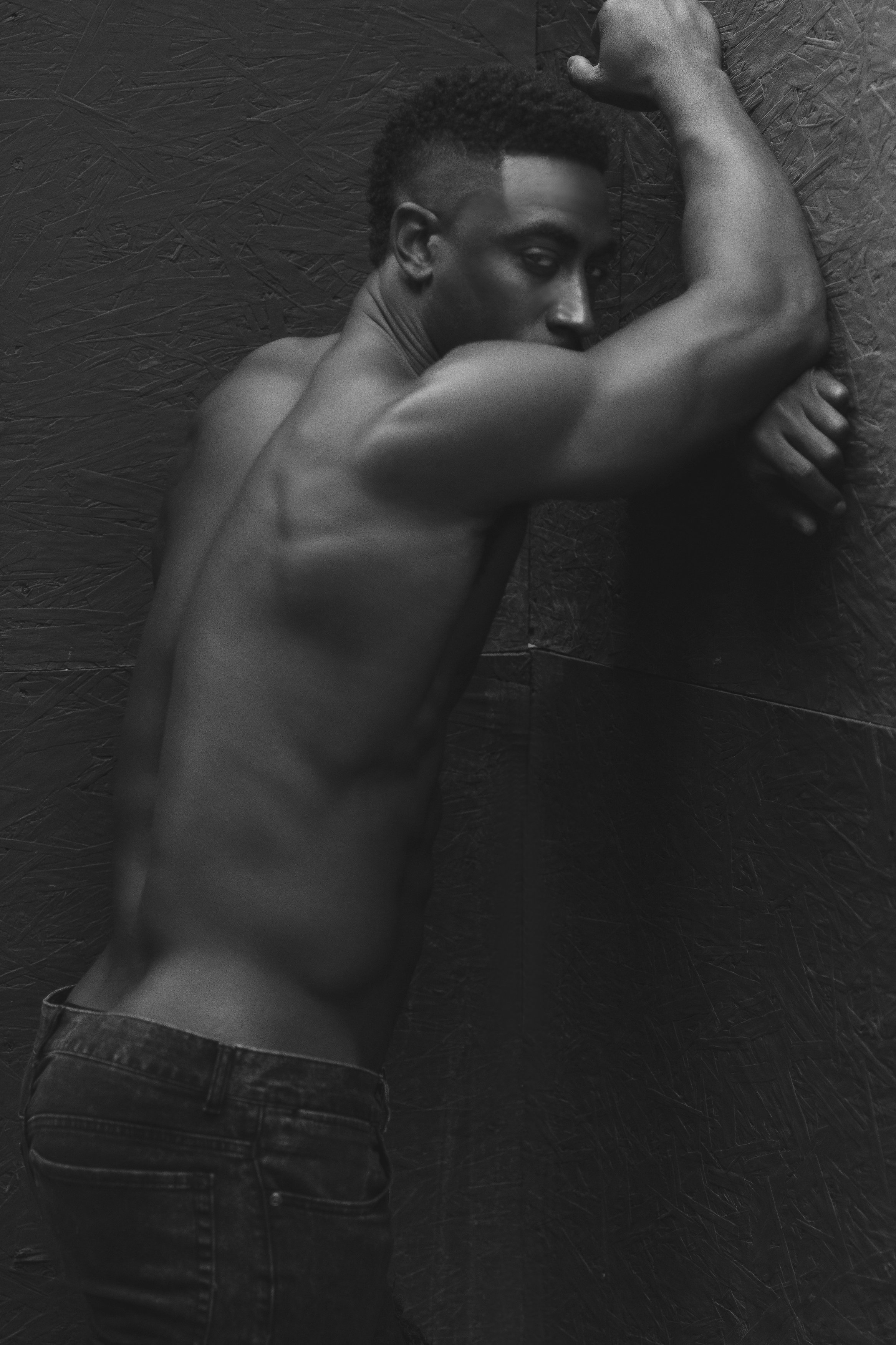 Alex Wilright B/W 2