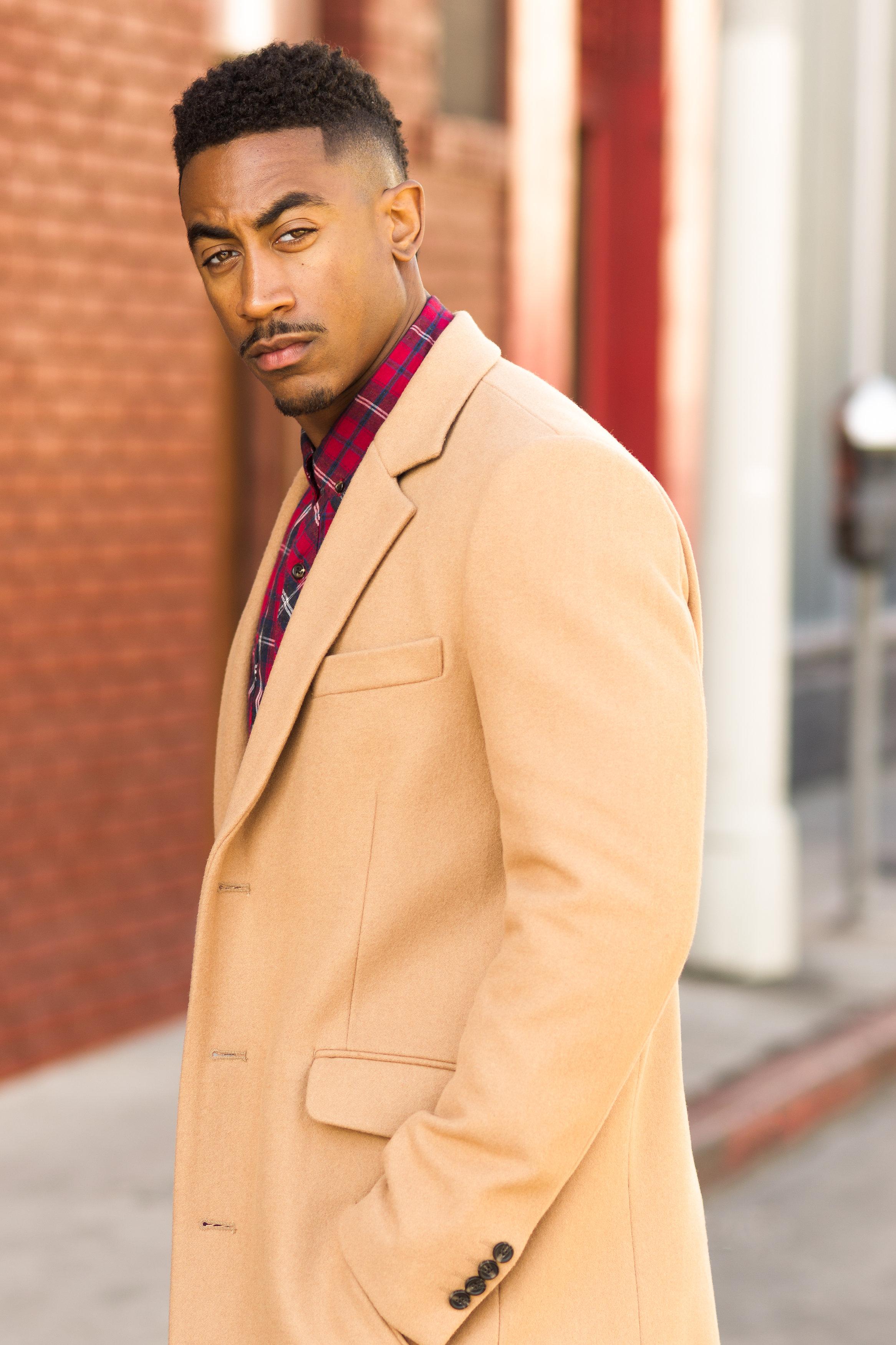 Alex Wilright Overcoat